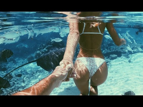 Jay Alvarrez in South Pacific Alexis Ren