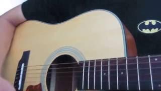 Ngày không em - cover guitar