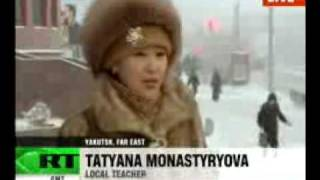 Yakutia: The coldest place on earth - RT 120108