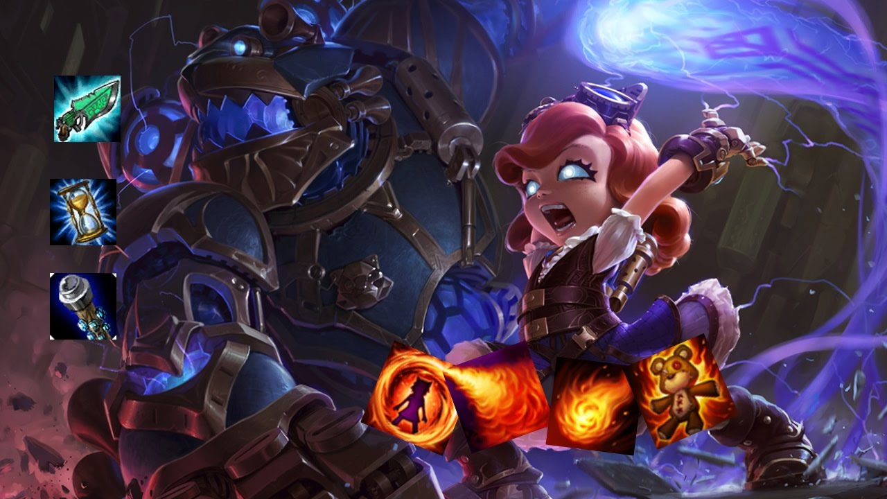 Annie Guide :: League of Legends Annie Strategy Build ...