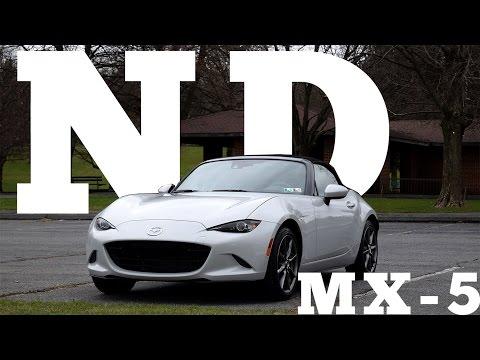 2016 Mazda MX-5 ND: Regular Car Reviews