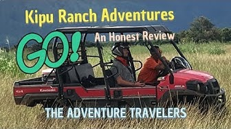Kipu Ranch Adventures in Kauai
