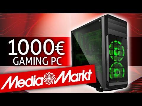 1000 Euro GAMING PC 2021 - REKORD ABZOCKE bei MediaMarkt?