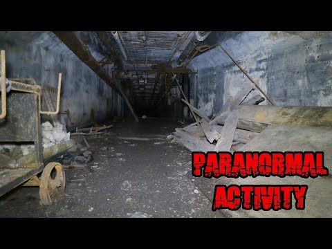 "(TRAPPED) HAUNTED LABYRINTH ""UNDERGROUND 5 STORIES"" Paranormal ACTIVITY"