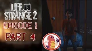 HAWT DAWG MAN HAS AWAKENED!? - Life Is Strange 2 (Episode 1) [Part 4]