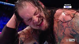 HINDI - AJ Styles vs. Baron Corbin - United States Championship Match: SmackDown LIVE, 10 Oct., 2017
