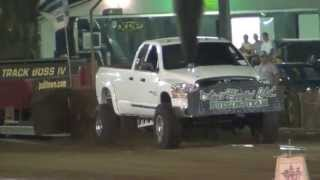FPP, Wayne County Fair, Wooster, Ohio, Pro Stock Diesel, 9/11/13