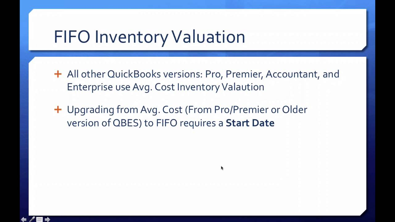 QuickBooks Enterprise Advanced Inventory & Advanced Pricing