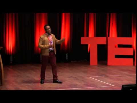Africa we are creative | kgosi Ntono | TEDxUFS
