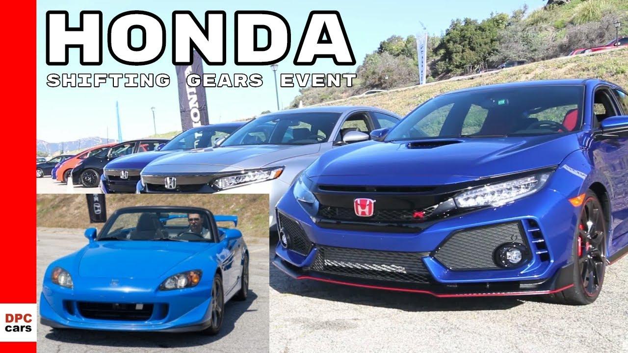 Honda Manual Transmissions Shifting