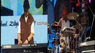 Sivamani and Louiz Banks Live @ Palm Expo 2011 - Part 1