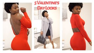 5 Valentine's Day Outfits (Affordable) 2020