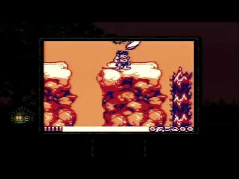 Joe & Mac: Caveman Ninja (Gameboy)