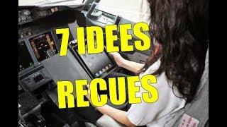7 idées reçues sur la formation et le métier de pilote de ligne