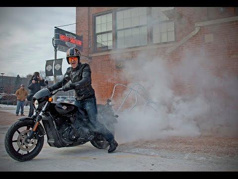 Harley-Davidson's Rippin' Bricks for the Sturgis 75th