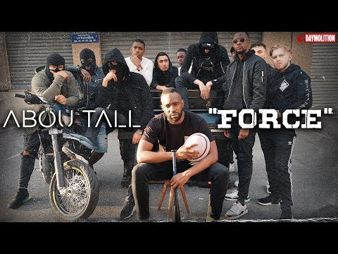 Abou Tall - Force I Daymolition