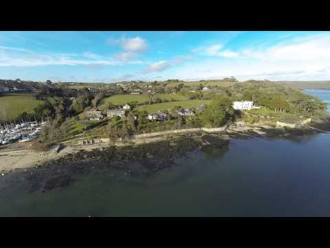Loe Beach - Pill Creek and River Fal
