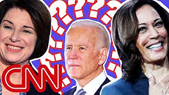 Top 10 women Biden may choose for VP