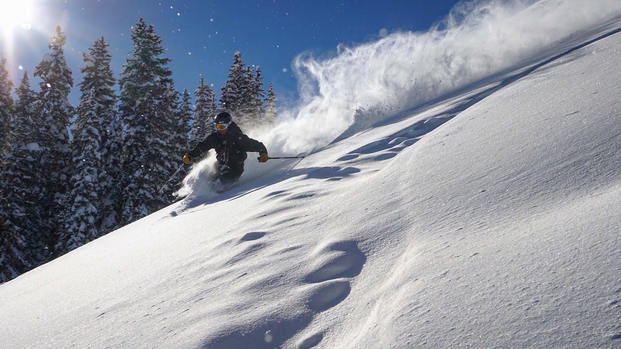 4f628d49ec71 Park City Backcountry Skiing - YouTube