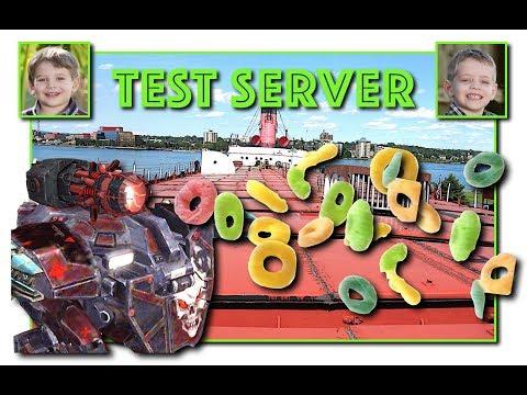 Bag Family Clan, Fruit Loops Gun, and Exxon Valdez Map! (Test Server 2.9.1)
