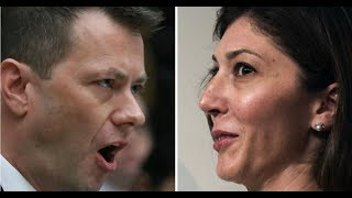 SRZOK IS FINISHED! IN 2ND DAY OF TESTIMONY LISA PAGE DROPS BOMBSHELL!
