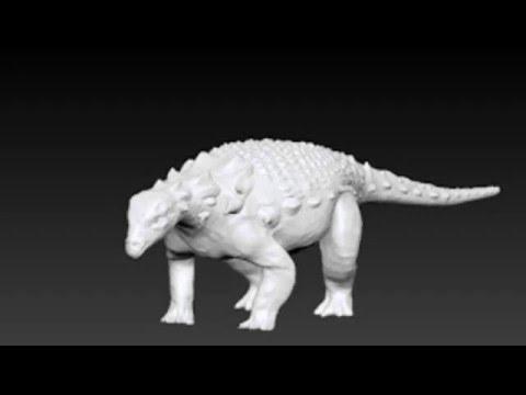 Dinosaur battlegrounds hell creek formation models part 2