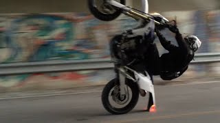 Supermoto Shenanigans: Quest for the Scrape