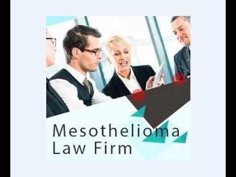 mesothelioma asbestos law firm