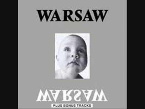 Shadowplay - Warsaw (Joy Division)