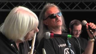 Fabio Zuffanti & Z-Band - La Notte Trasparente (Live @2Days Prog+1, Veruno 2015)