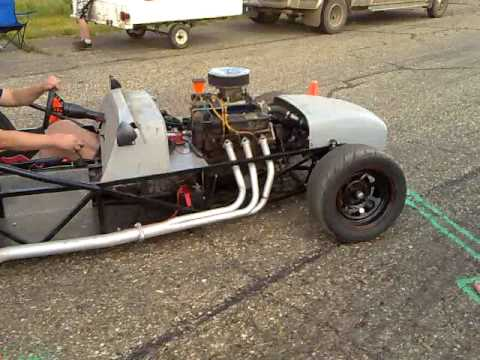 Homebuilt Locost Race Car