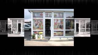 видео Оклейка витрин магазинов