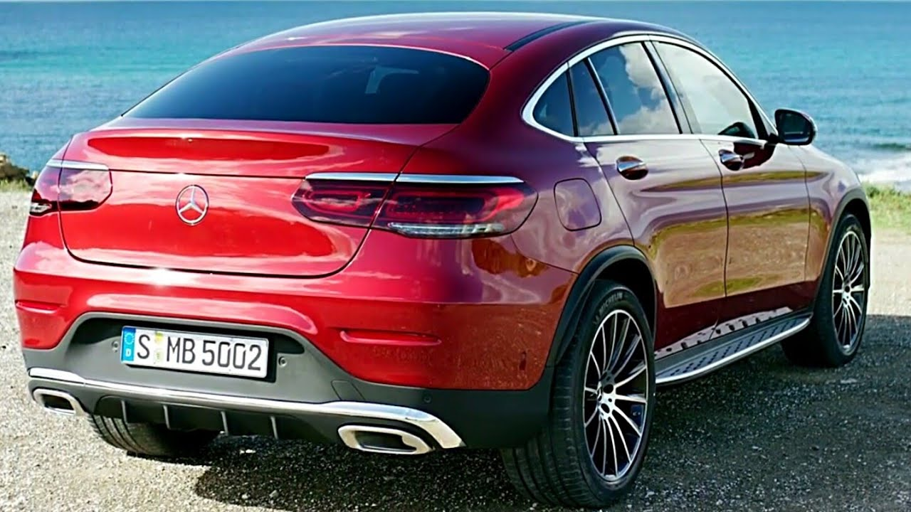 2020 Mercedes Glc Coupe Interior Exterior And Drive All