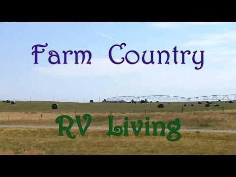 REVIEW:  Meadowlark Motel and RV Park in Nebraska //\\ Fulltime RV Family Living Coast 2 Coast