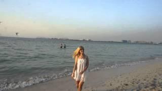 Nefertari Claire - O plimbare prin cartierul de lux Dubai Marina Day&Night (02.01.2016 - Dubai)