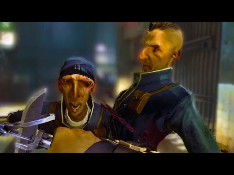 The worst bodyguard ever in Dishonored |