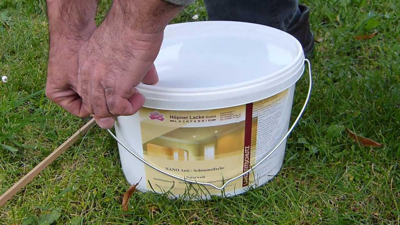 test anti schimmel farbe ag farbe gegen schimmel und schadstoffe l chlorfreie with test anti. Black Bedroom Furniture Sets. Home Design Ideas
