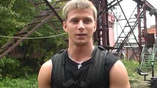 Съёмки фильма в Серпухове