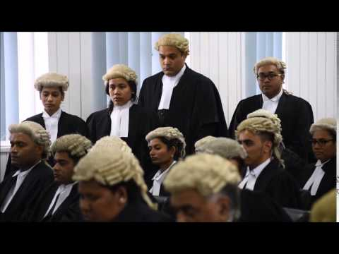 Fijian Lawyers Get Admitted To The Bar
