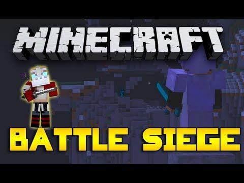 EVERYTHING BLEW UP!! - Battle Siege W/Nooch & Woofless (Minecraft