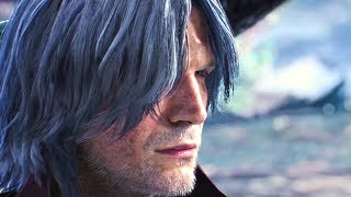 Devil May Cry 5 - DANTE Gameplay Trailer (2019) GamesCom 2018