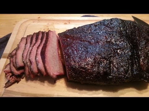 Texas Brisket - Easiest Smoked Brisket Recipe Ever!