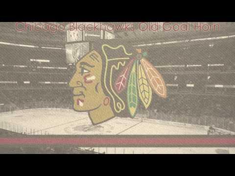 Chicago Blackhawks Old (2005) Goal Horn