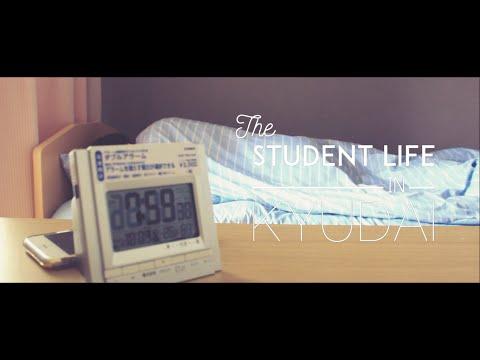 Student life at Kyushu University with G30  -  九州大学の一日