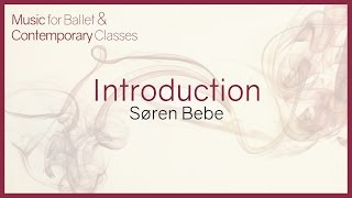 Music for Ballet Class. Introduction.