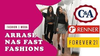 Download Video PROVANDO LOOKS EM FAST FASHIONS | feat. VIIH ROCHA MP3 3GP MP4
