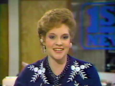 "Alison Hogan on ""Vancouver Woman"" : CKVU January 18, 1985"