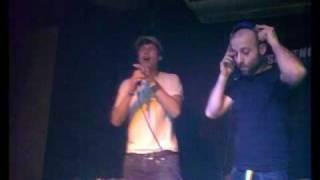 Ramon Mirabet backed by Dance Crasher Sound @ la Resi - Real Rock Riddim (Feb. 2010)