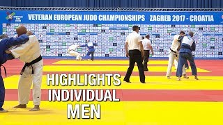 Veteran European Judo Championships 2017: Highlights Men