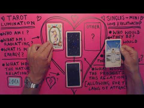 LIBRA / SINGLES September 2017 Love & Relationship ~ Tarot Lumination